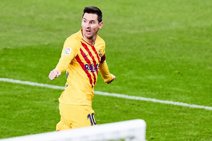 Lionel Messi will look for redemption against Bilbao on Sunday