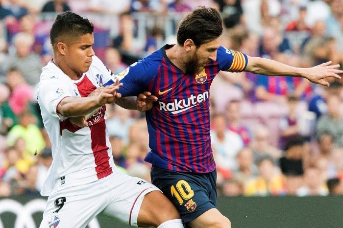 Lionel Messi vs Huesca, 2021