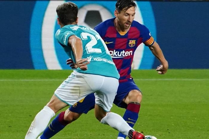 Lionel Messi vs Sevilla, 2021