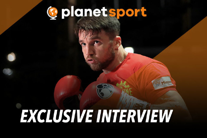 Exclusive: Anthony Fowler planning for world takeover with Shane McGuigan