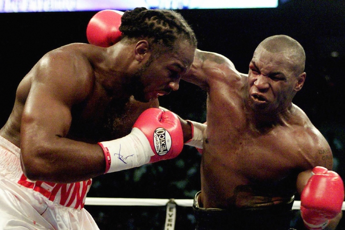 Mike Tyson confirms rematch with Lennox Lewis will happen in September