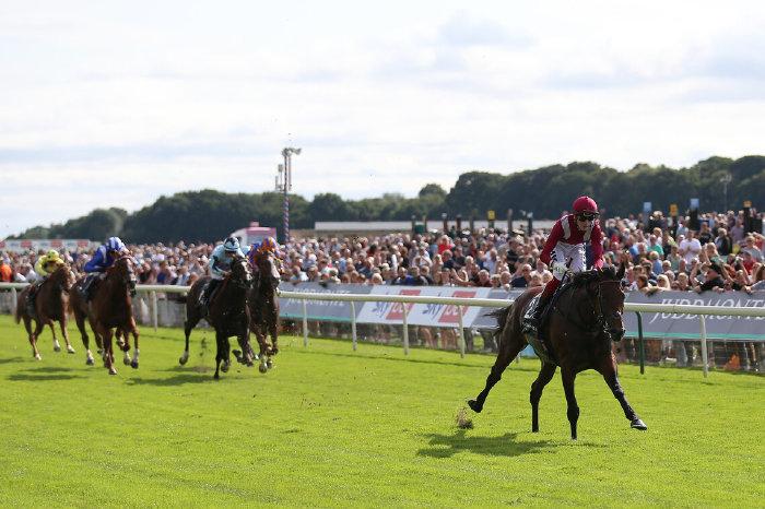 Mishriff wins International Stakes at York