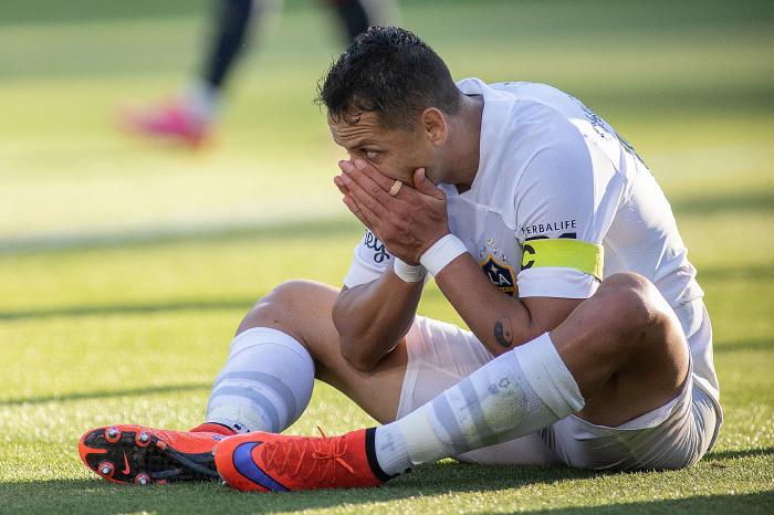 Javier Hernandez, LA Galaxy, MLS