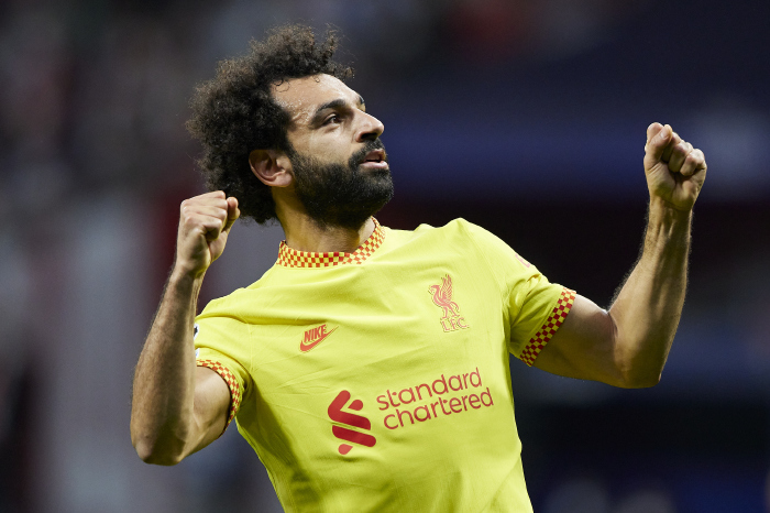 Mohamed Salah will be looking to help Liverpool to a Super Sunday win over Manchester United.