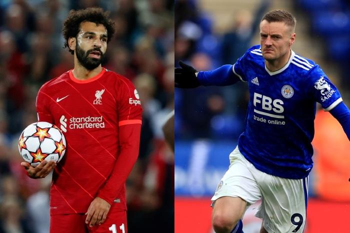 Mohamed Salah vs Jamie Vardy