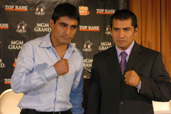 How the epic rivalry between Marco Antonio Barrera and Erik Morales turned into friendship