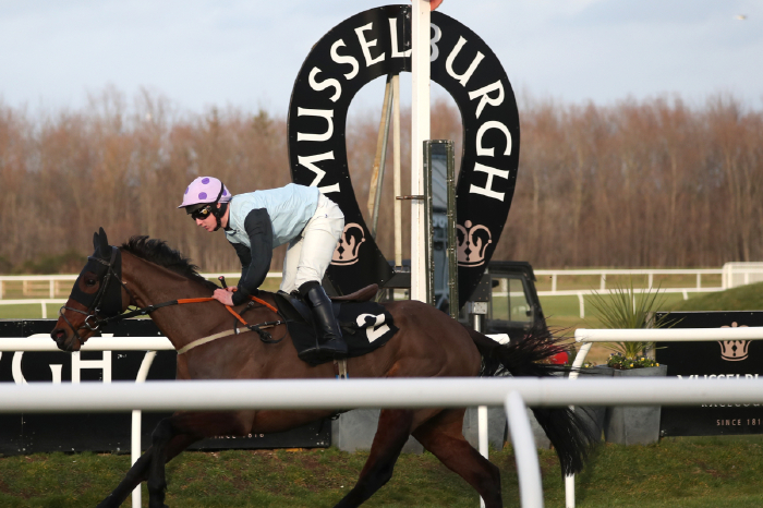 Rebecca Menzies is hoping for success at Musselburgh on Wednesday