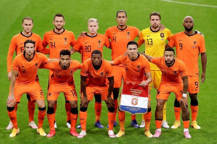 Netherlands team ready to battle
