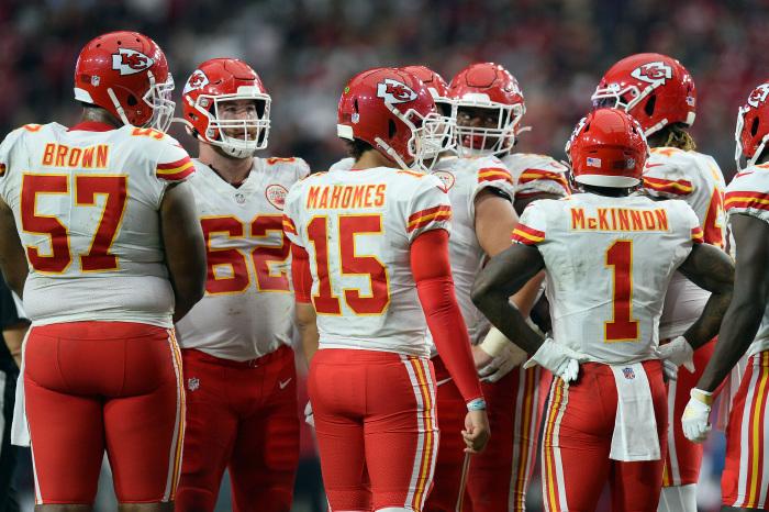 NFL Sunday selection