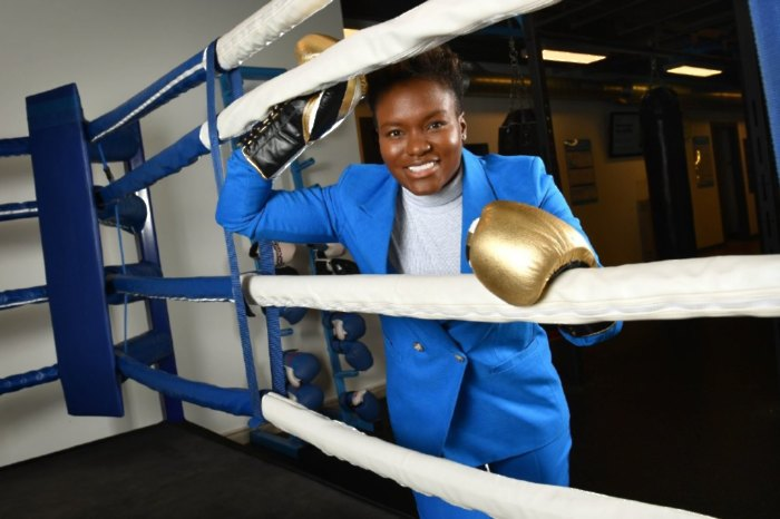 Nicola Adams will be featuring on Strictly Come Dancing, which begins this weekend