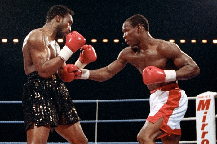 Nigel Benn and Chris Eubank lit up public excitement with two contests in the 1990s
