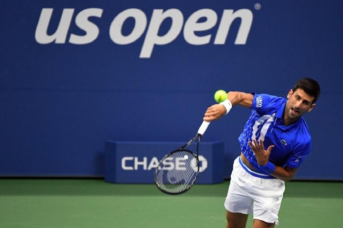Novak Djokovic is targeting a calendar-year Grand Slam in New York
