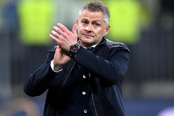 Ole Gunnar Solskjaer finds himself under pressure at Old Trafford
