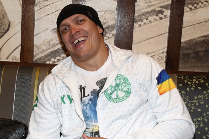 Oleksandr Usyk is undefeated after 18 fights and could cause Anthony Joshua some serious problems