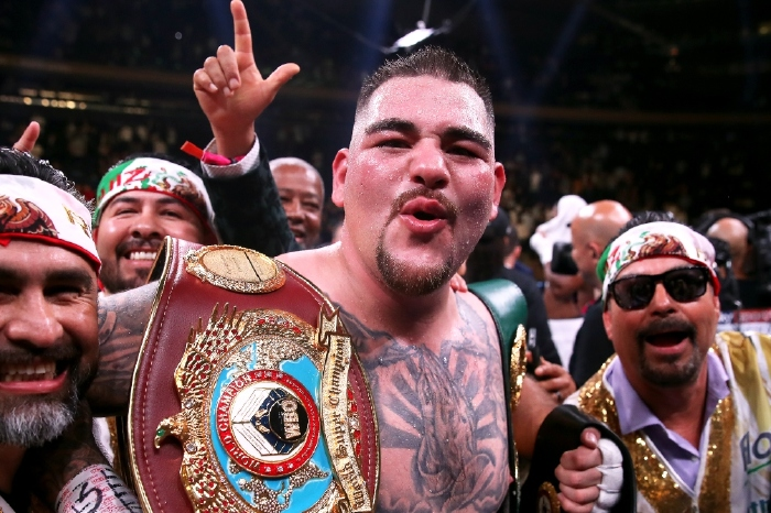 Andy Ruiz Jr. shows spirit of a champion as he outpoints Chris Arreola on return