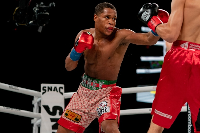 Devin Haney: I'm the best in the world and will show it against Jorge Linares