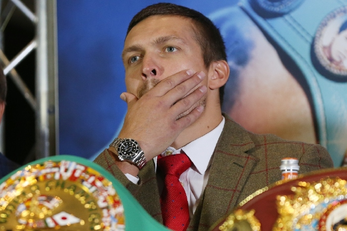 Anthony Joshua has been ordered to defend his WBO heavyweight title against mandatory challenger Oleksandr Usyk