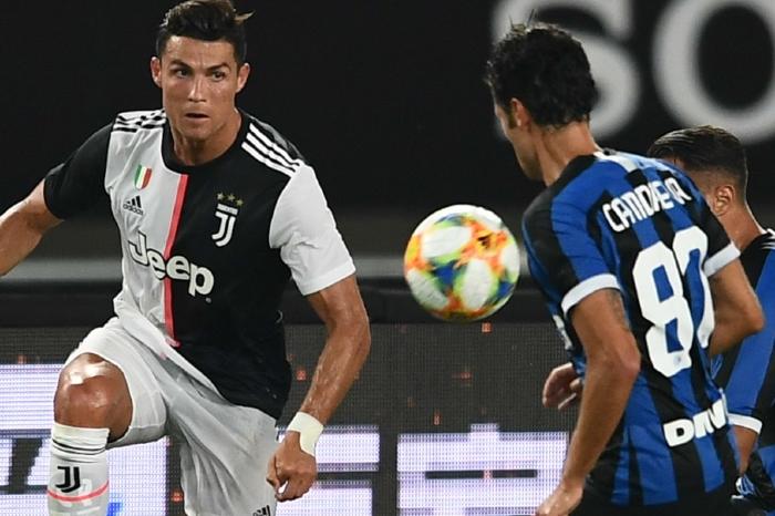 Cristiano Ronaldo will turn his attention to Inter Milan in the Coppa Italia