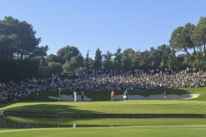 Valderrama is often voted one of continental Europe's finest venues and it has witnessed plenty of excitement at the highest level.