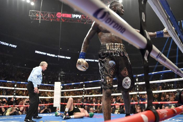 Deontay Wilder's five-fight form guide ahead of Tyson Fury clash