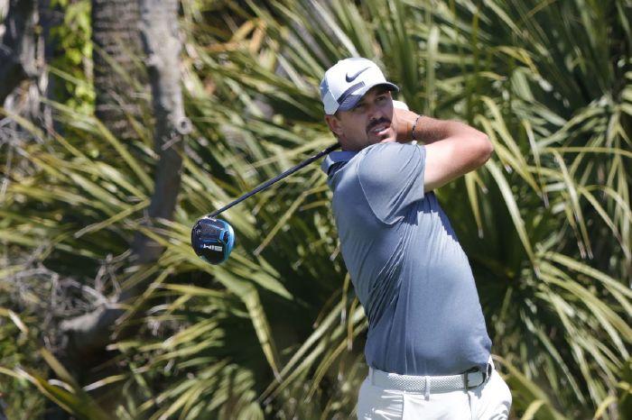 Brooks Koepka at the PGA Championship