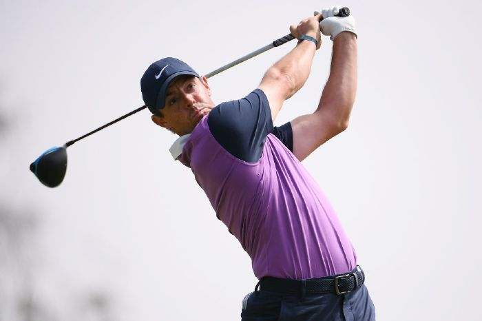 Rory McIlroy at the U.S. Open