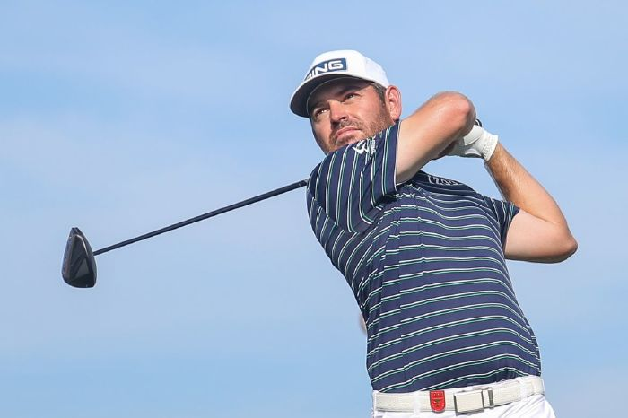 Louis Oosthuizen will hope to land a first in Las Vegas this week.