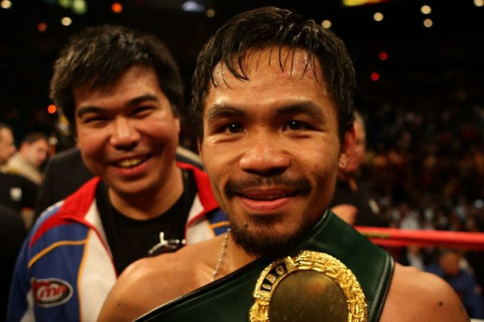Manny Pacquiao is set to face up with his biggest fight yet by dealing with the COVID-19 outbreak in the Philippines