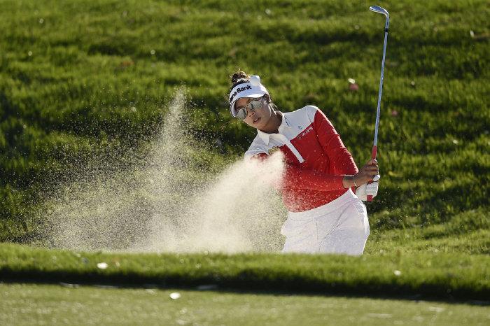 Patty Tavatanakit is chasing her first LPGA win.