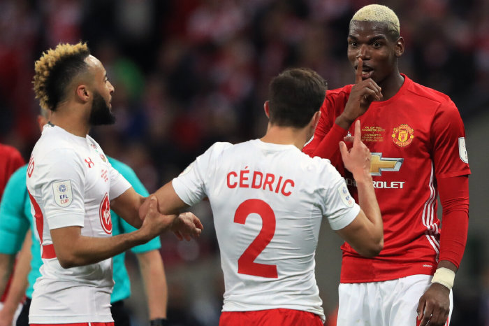 Paul Pogba will hope to perform well against Southampton