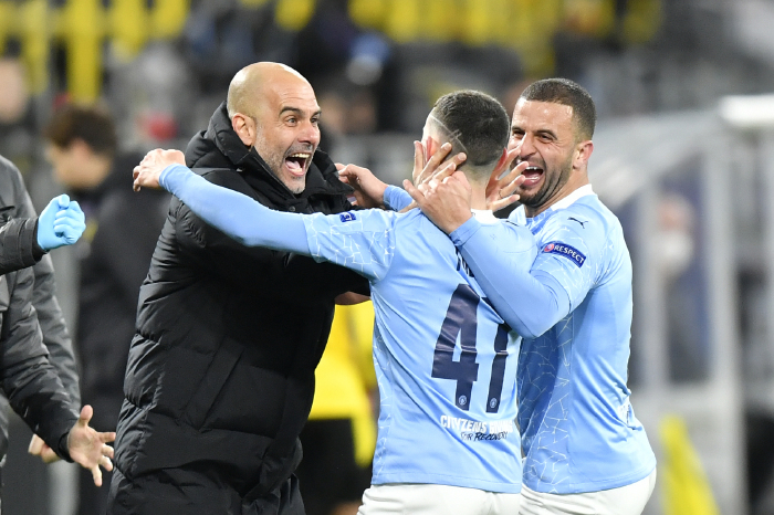 Can Pep Guardiola finally lead Man City to European glory?