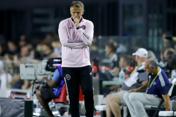 Phil Neville's side were shut out again against the Portland Timbers this weekend