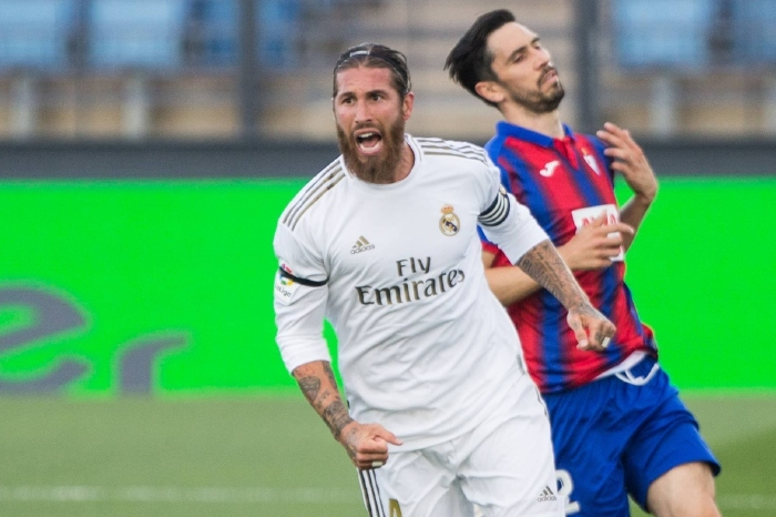 The good, the bad and the ugly: The colourful career of Sergio Ramos
