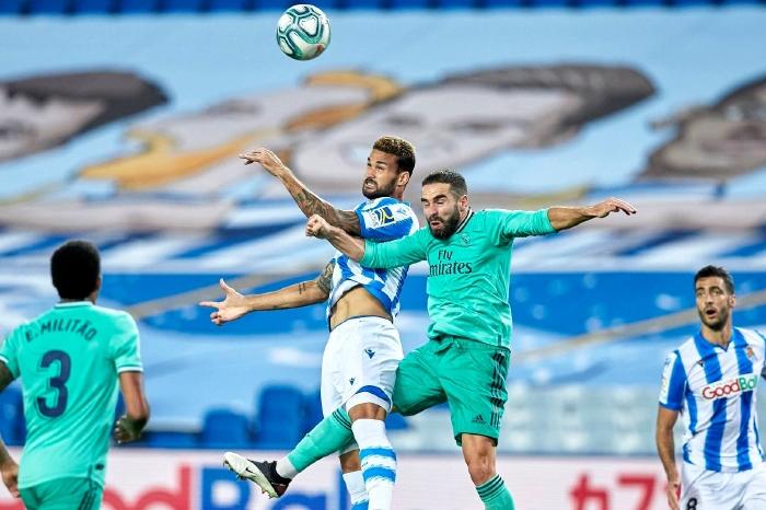 Madrid vs Sociedad, 2021