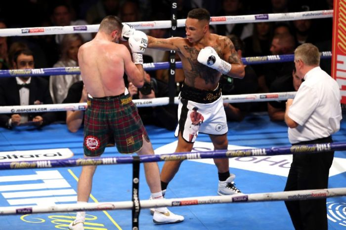 Regis Prograis is looking to get back into the world title picture
