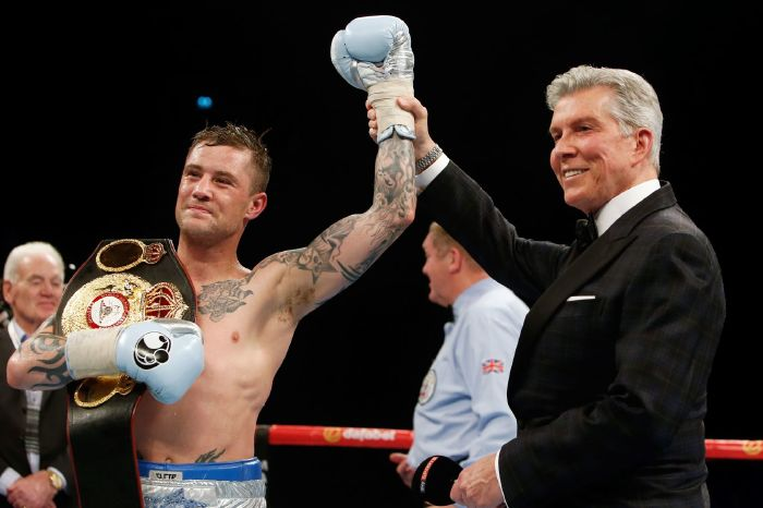 Ricky Burns is the most underrated British fighter of the 2000s