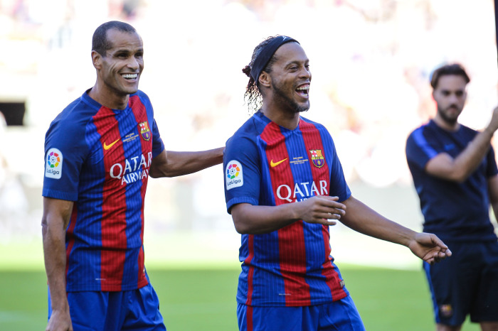 Rivaldo claims Lionel Messi will stay at Barcelona beyond this season