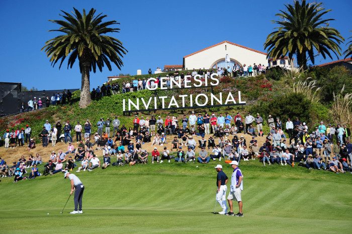 Riviera Country Club, home of the Genesis Invitational