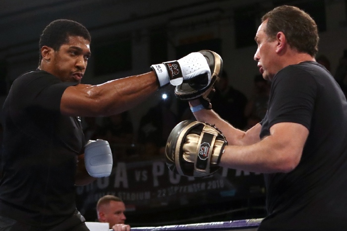 Rob McCracken to continue juggling Olympic role with Anthony Joshua duties