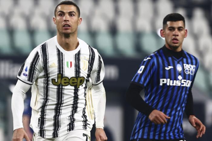 Ronaldo vs Atalanta