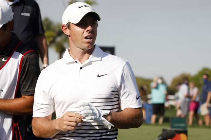 Rory McIlroy still heads the betting