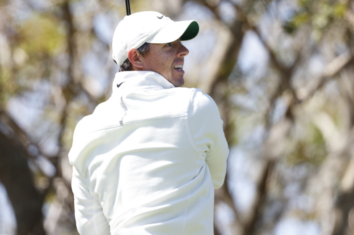 Rory McIlroy didn't have his best on the weekend at Bay Hill