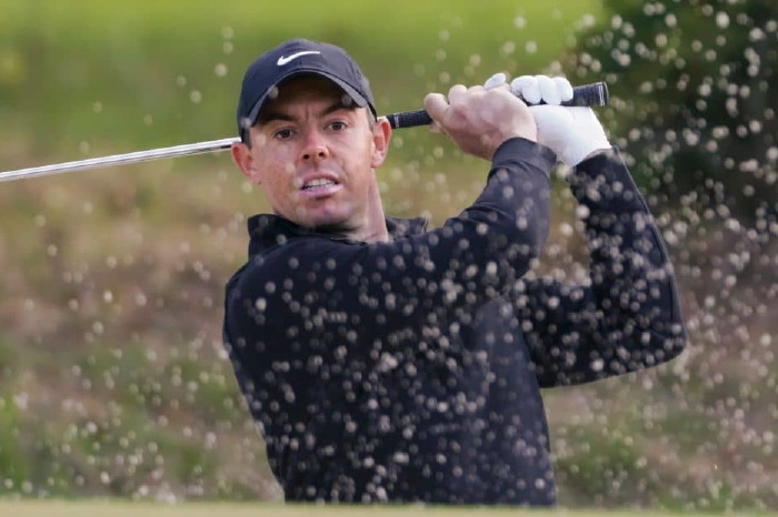 Rory McIlroy is struggling
