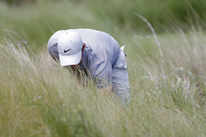 McIlroy is hopefully not lost.