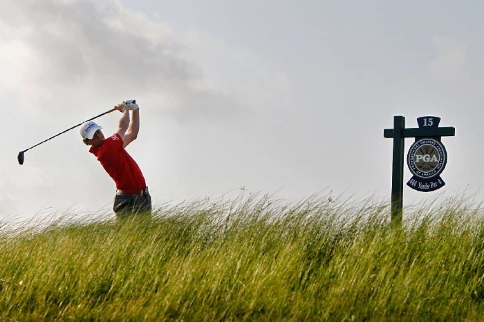 Rory McIlroy in 2012