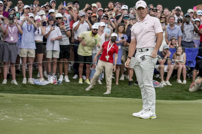 McIlroy stood firm to win for the first time since 2019.