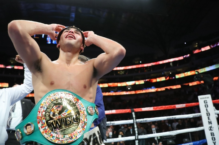 Ryan Garcia pulls out of July 9 clash to look after health and wellbeing