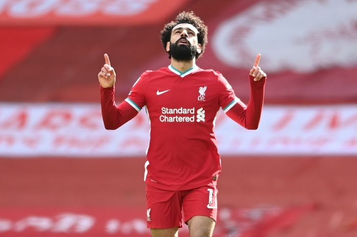 High Five: All of Mo Salah's opening day goals for Liverpool