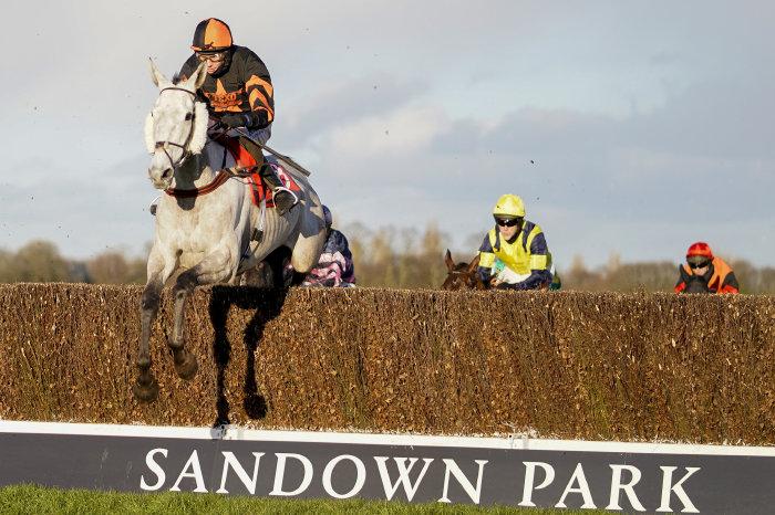 Sandown Park race course