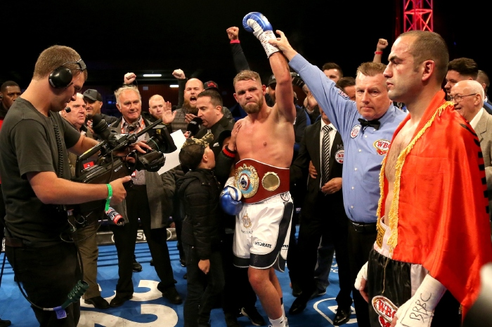 Billy Joe Saunders has rattled the boxing world and we love it